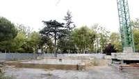 El parque Gallarza tendrá más árboles y un espacio multiuso