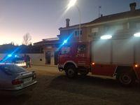 Dos intoxicados en Almazán por mala combustión de caldera