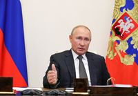 Putín, propuesto para el Premio Nobel de la Paz de 2021