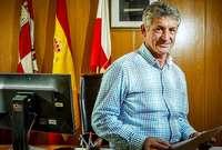 Sarbelio Fernández, alcalde de Arroyo.