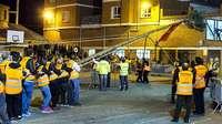 Los barrios suspenden sus fiestas pero algunos buscan fecha