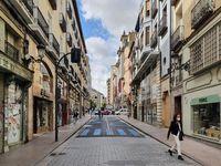 Un informe policial ve anomalías en las 'Calles Abiertas'