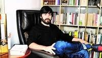 El escritor albacetense Constantino Molina Monteagudo.