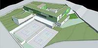 Proyecto de construcción de un instituto en La Cistérniga