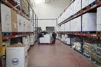 La crisis provocada por el coronavirus está obligando al Banco de Alimentos a redoblar sus esfuerzos de reparto de comida.