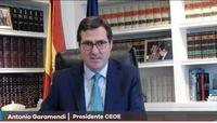 Garamendi pide cuidar 'entre algodones' el sector del motor