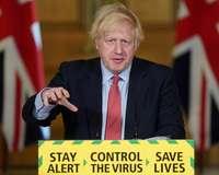 Reino Unido inicia un plan para trazar contagios