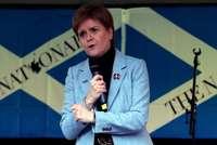 Sturgeon proclama que Escocia está lista para independizarse