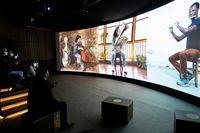 Presentación de 'Symphony. Un viaje virtual al corazón de la música'