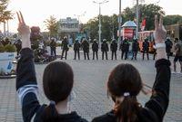 La opositora bielorrusa Tijanóvskaya se refugia en Lituania