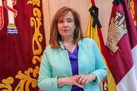 Jacinta Monroy, alcaldesa de Argamasilla de Calatrava.