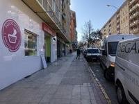 Detenido por agredir a la cajera de un súper en Segovia