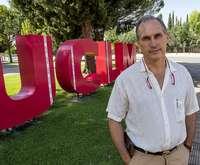 Tomás Landete, catedrático e investigador de la Universidad regional.