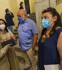 IU reivindica la gestión pública de la Ayuda a Domicilio