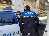Los delitos se contienen pese a bajar las horas de patrulla
