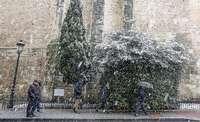 La ciudad no registró incidencias significativas por nieve