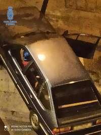 Detenido 'in fraganti' tras robar un vehículo en Logroño