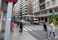 La calle Guardia Civil será peatonal en cuatro meses