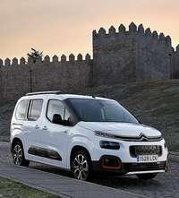 Citroën refuerza la gama de Berlingo