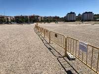 Vía libre para la obra del aparcamiento de Santa Teresa