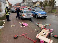 Al menos 15 heridos por atropello en un carnaval en Alemania