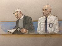 Assange comparece en su juicio de extradición a EEUU