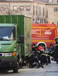 Heineken lamenta la muerte del atropellado en Salamanca