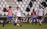 Primer triunfo del Burgos CF