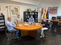 La alcaldesa de Tobarra reclama la depuradora a la junta