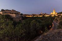 Muralla de Segovia.