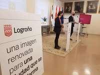Logroño se pone al día con una nueva imagen corporativa