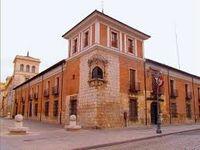 Palacio de Pimentel, sede de la Diputación de Valladolid.