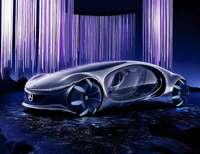 Mercedes-benz, AVATAR y su visión del coche del futuro