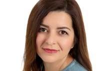 La escritora albacetense Mar Carrión.