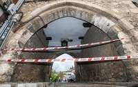 El Arco del Amparo lo tiene que arreglar su dueño