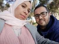 La odisea de Ahlam lejos de su familia