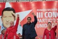 Maduro ve una
