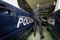 Detenidos dos hombres robando in fraganti en una vivienda