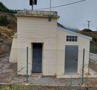 Depósito de agua potable de Leza.