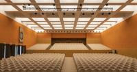 El auditorio municipal abre al 66% de su aforo, 526 butacas