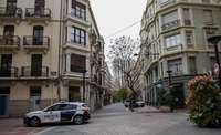 La Policía hace 221 inspecciones en terrazas en una semana