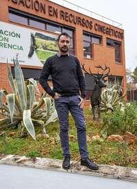 Rafael Mateo director del  Instituto de Investigación en Recursos Cinegéticos (IREC)