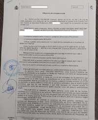 El alcalde de Motilla denuncia anónimos difamatorios