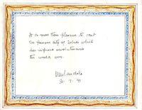 Tolón recuerda en Twitter el Libro de Honor del Ayuntamiento