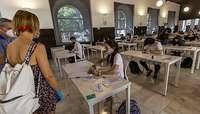 El 92,96% de los estudiantes toledanos supera la EvAU