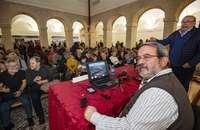 De Juan revela el interés turístico de la batalla de Alarcos