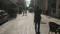 Detenidos 3 jóvenes por robar armados con navaja a una menor