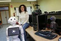 Elena Navarro, investigadora del Campus universitario de Albacete.