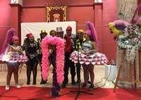 El pregón del Carnaval 2020 corrió a cargo de la comparsa más antigua de La Roda.