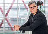 Alejandro Sarmiento, en el MEH.